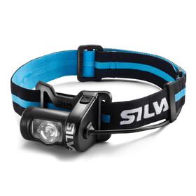 Silva Headlamp Cross Trail II schwarz/blau